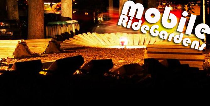 Mobile Ride Garden